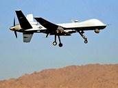 Americký bezpilotní letoun MQ-9 Reaper