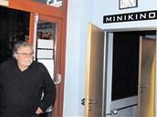 Jan Kačer se do Ostravy vždy rád vrací.