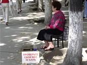 Chcete se zvážit? Kišiněv (Moldávie)