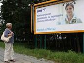 Kandid�tce na hejtmanku Olomouck�ho kraje za ODS Mark�t� Z�lesk� n�kdo na