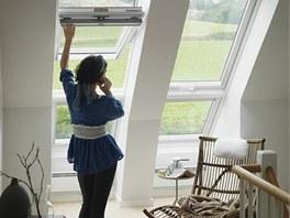 Velkou předností bílých bezúdržbových oken je vysoká pevnost a tvarová stálost