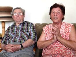 Miroslav a Marie Matějákovi jsou rádi, že strašlivou povodeň před patnácti lety