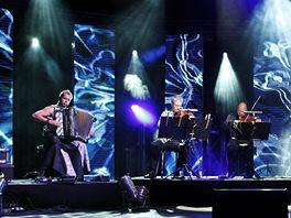 Kronos Quartet & Kimmo Pohjonen - Colours of Ostrava 2012, den první