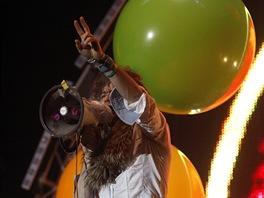 The Flaming Lips - festival Colours of Ostrava 2012, den druhý