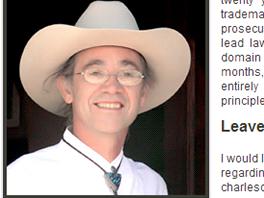 Právník Charles Carreon