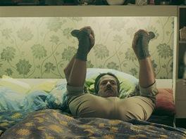 Z filmu Svatá čtveřice, na snímku Jiří Langmajer