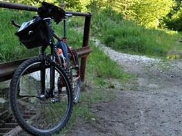 Trail podle Černého potoka