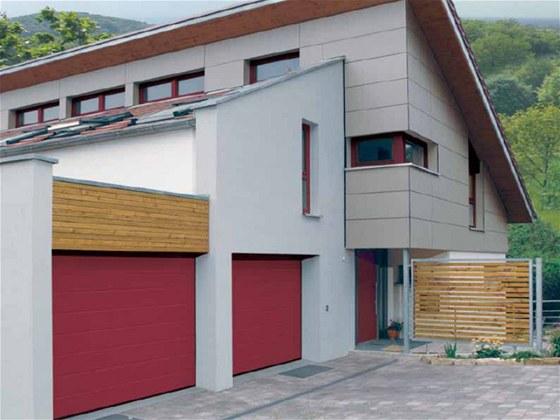 Marolux – garážová vrata spojující kvalitu s technikou