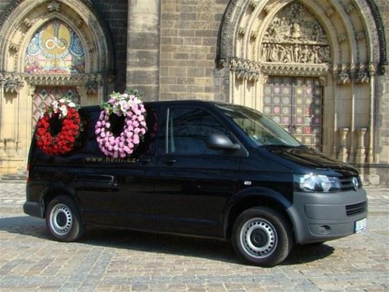 pohřební služba HELFI