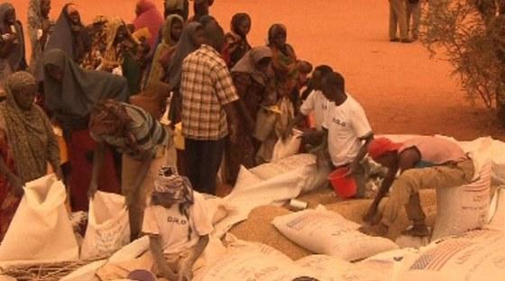 Somálsko rok od vyhlášení hladomoru OSN