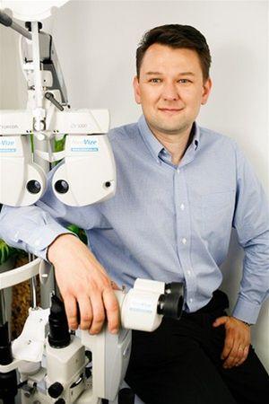 Petr Kocian, ředitel Oční kliniky NeoVize, Oční kliniky DuoVize