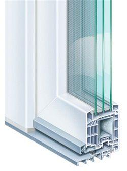 okna Marolux - profil HT 88 plus