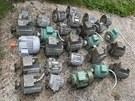 Motory z vep��na v Choustn�kov� Hradi�ti
