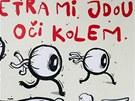 Jaromír Plachý, výstava 13 komnat komiksu