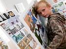 Výstava 13 komnat komiksu