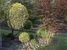 Příjemných zákoutí je v zahradě celá řada.