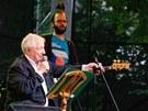 Pavel Bobek a Malinaband na Folkových prázdninách 2012 v Náměšti nad Oslavou