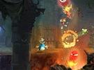 Hra Ramyand Legends na konzoli WiiU