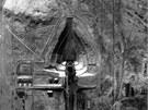 Bajkonur - pohled z výšky