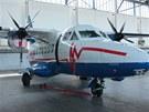 """""""Kalibrační"""" Turbolet L-410"""