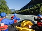 Fotíme za každé situace! Ať je to rafting na divoké řece v Kanadě nebo splutí