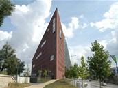 Danube House: Autorem stavby je newyorské studio KPF. Budova je součástí