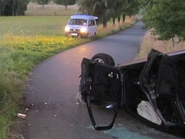 Nehoda u Bohdašína na Rychnovsku