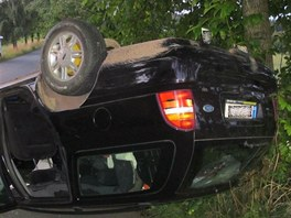 Nehoda u Bohda��na na Rychnovsku