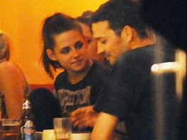 Kristen Stewartová a Rupert Sanders na tajném rande