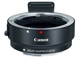 Canon EOS M adaptér na standardní objektivy Canon