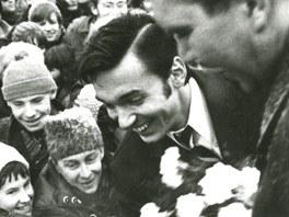 Jovan Dezort: Karel Gott po návratu z Las Vegas (1967)