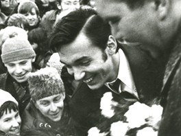 Jovan Dezort: Karel Gott po n�vratu z Las Vegas (1967)