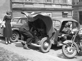 Jovan Dezort: Porouchan� auto (60. l�ta)