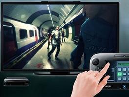 Hra ZombieU na konzoli WiiU