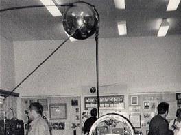 Sputnik v muzeu