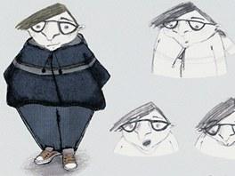 Animovaný hrdina snímku Život k sežrání má rád jídlo a je to na něm znát.