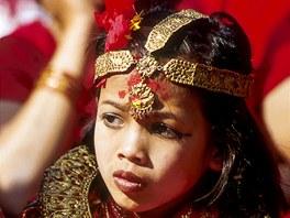 Nejrůznější slavnosti a ceremonie patří v exotických zemích k