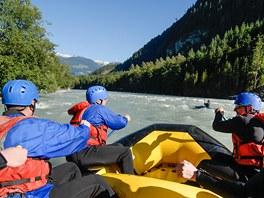 Fotíme za každé situace! Ať je to rafting na divoké řece v Kanadě nebo splutí...