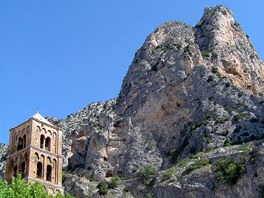 Ráj lezců. Bílé skály jsou poznávacím znamením Provence.