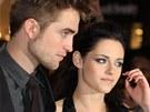 Robert Pattinson a Kristen Stewartová