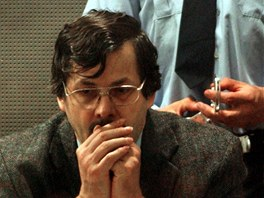 Marc Dutroux u soudu v roce 2004