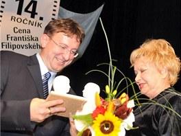 Ceny Františka Filipovského - Alena Vránová - Přelouč (20. září 2008)
