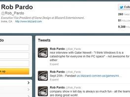 Rob Pardo Twitter