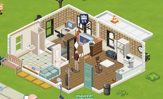 The Sims Social od EA