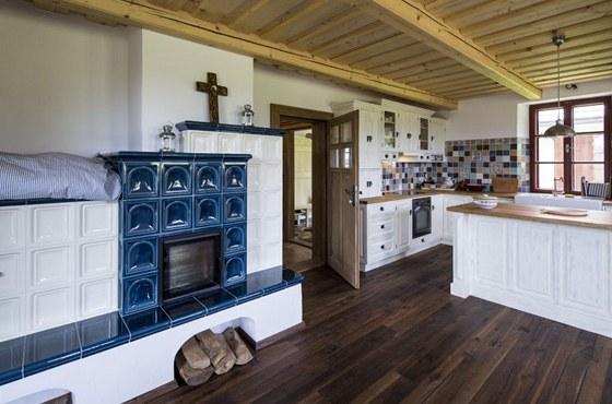 Rustikální vzhled podlahové krytiny z kolekce Da Capo podtrhuje přirozenou