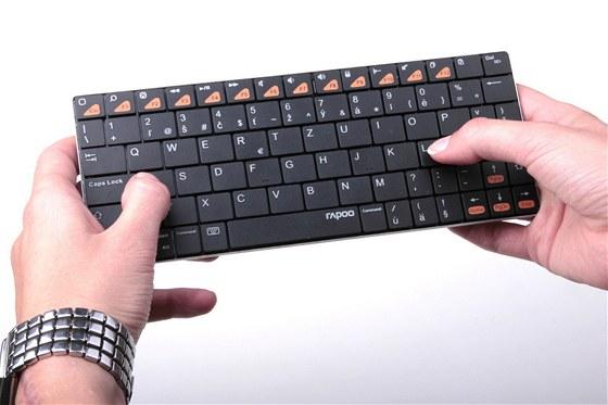 Bluetooth klávesnice Rapoo