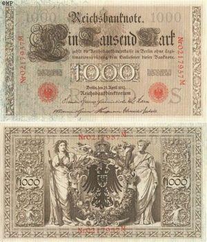 EKKA-Gold - bankovky