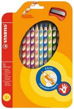 barevné pastelky STABILO