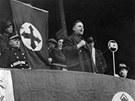 Po obsazen� Ma�arska n�meck�mi vojsky se k moci dostali antisemit� z hnut�