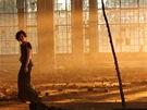 Z natáčení klipu k písni Lay Down